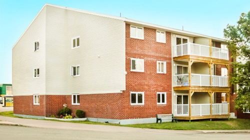 Apartments for rent Riverview NB located at Grandview Terrace, 495 Coverdale Rd Riverview NB